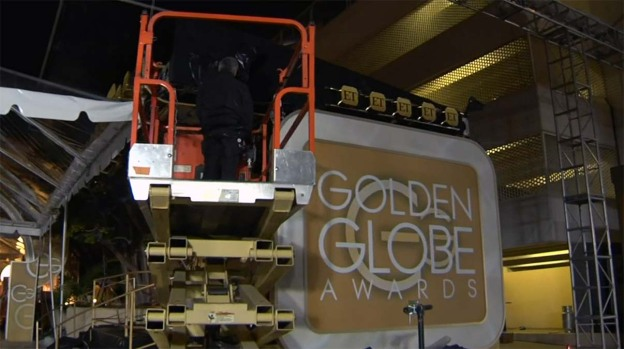 [LA] Golden Globes Preview: Setting the Stage at the Beverly Hilton