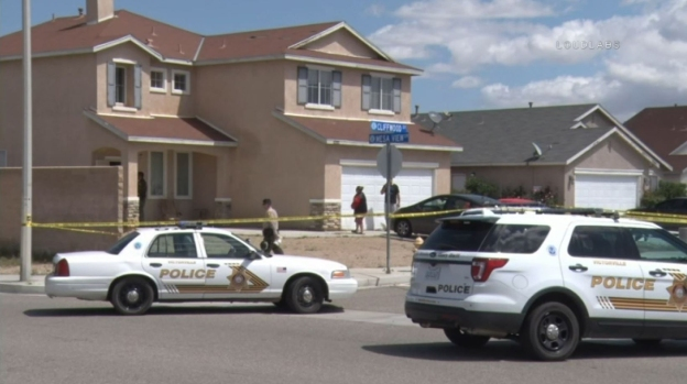 Son Arrested on Suspicion of Killing Mother in Victorville