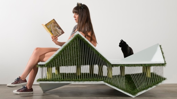 SoCal Architects Create Cool Cat Architecture