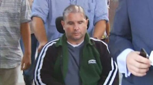 [LA] Bryan Stow Appears in Court for Jury Selection