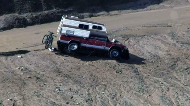 Motorists Stranded After SoCal Storm