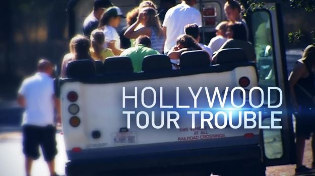 I-Team: Hollywood Tour Trouble