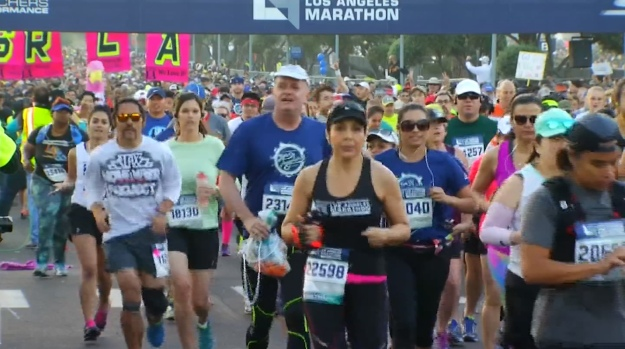 Street Closures Expected Ahead of LA Marathon