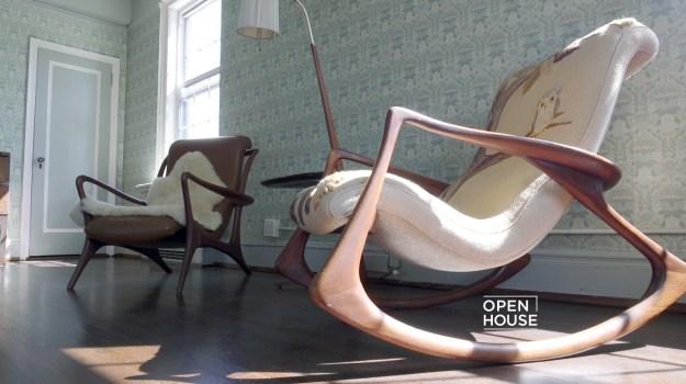 Inside Furniture Design Vladimir Kagan's Home