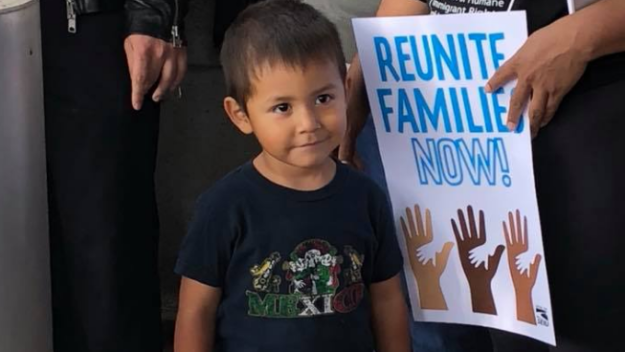 DTLA Rally Against Family Separation at the Border