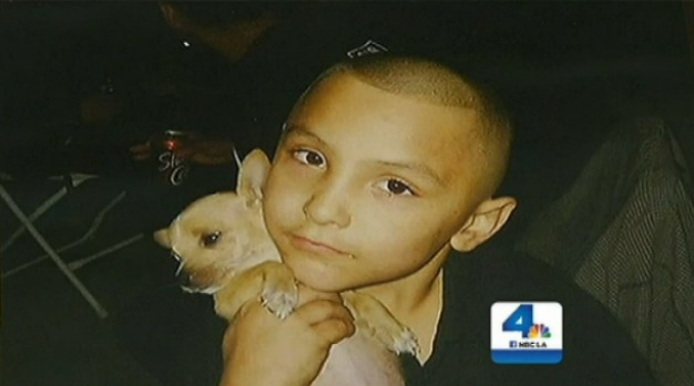 [LA] Grandfather of Tortured Boy Gives Emotional Farewell
