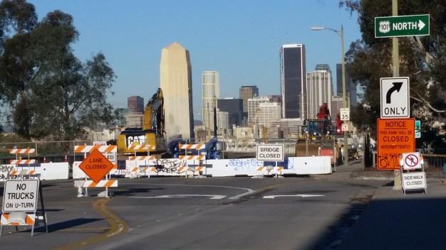 #SlowJam 101 Freeway Closure FAQ