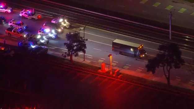 UPS Truck Hijacker Killed After San Jose Police Pursuit, Standoff