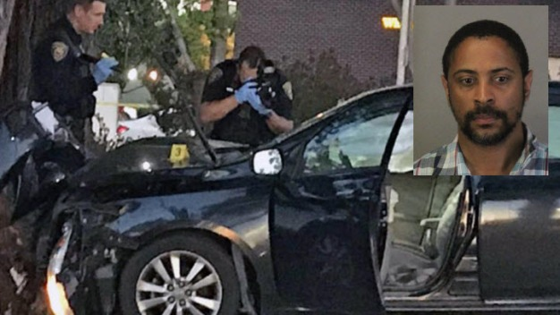 Man Who Police Say Drove Into Crowd in Calif. Identified