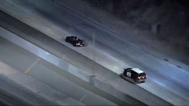 Police Chase Ends Where It Began With Arrest