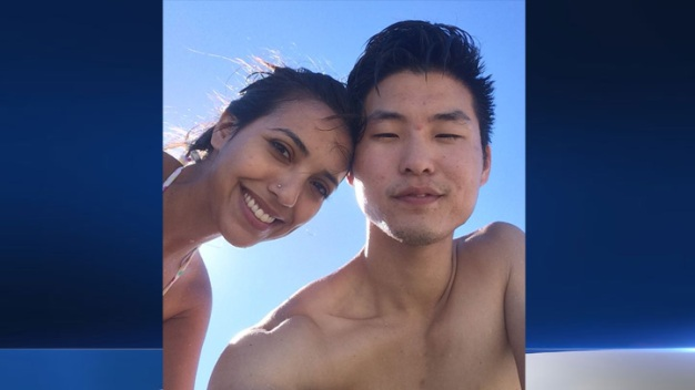 Newlywed Run Over By Lifeguard Truck Remains Hospitalized