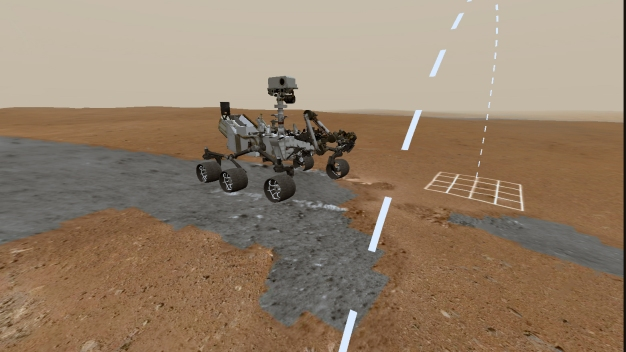 Explore Mars From the Comfort of Your Couch<br />