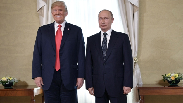 Trump Unfazed by GOP Criticism, Says Putin Meeting Was Great