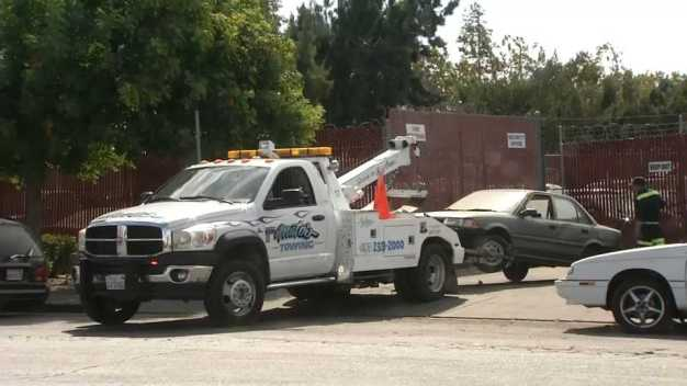 Homeless Man Challenges LA Vehicle Towing Policies in Court