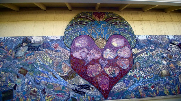 Mendocino County Community Remembers Tragic Fire Through Art