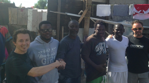 Bussin' Blankets to Baja: Man Helps Haitian Refugees in MX