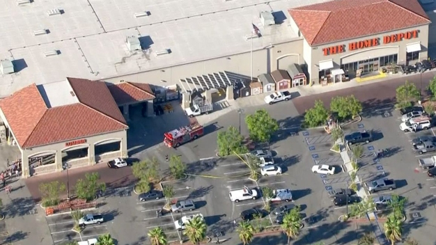 Man Arrested in Home Depot Pepper Spray Incident