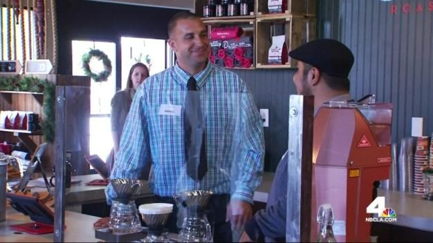 "Corona Coffee Shop ""Restores"" Needy With Jobs"