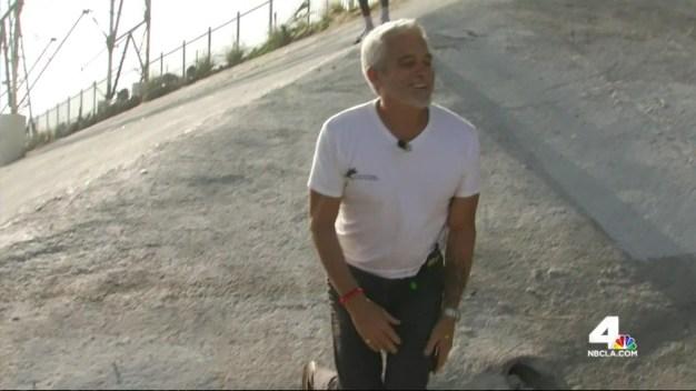 Man Feeds Homeless in LA's Darkest Corners