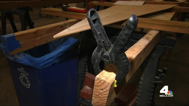 Kayak-Building Business Helps Rebuild Lives