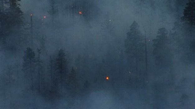 Summit Fire: Nightfall Brings Increased Danger for Crews