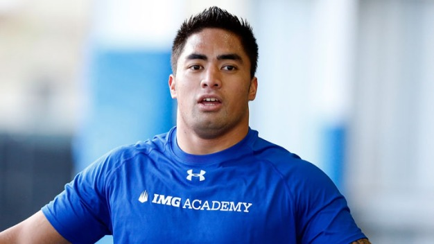 Chargers Coach Fields Te'o Questions
