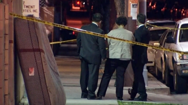 Man Shot Dead in North Hollywood Alley