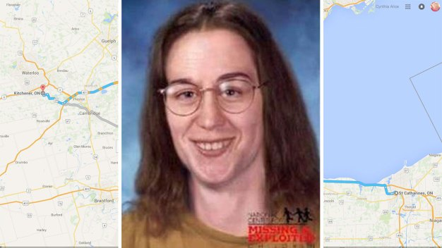 Man Helps Solve Own Disappearance