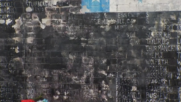 Vandalized Veterans Mural Will Need to Be Redone