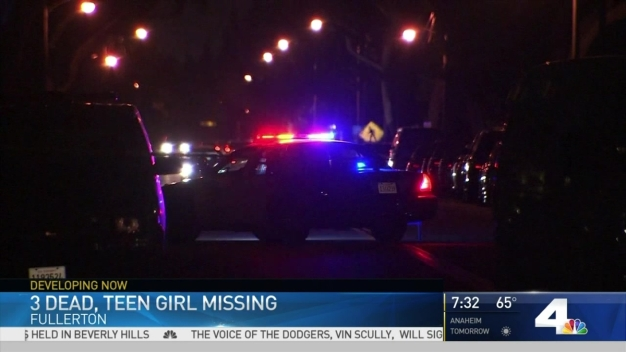 17-Year-Old Missing After 3 Found Dead in Fullerton Home