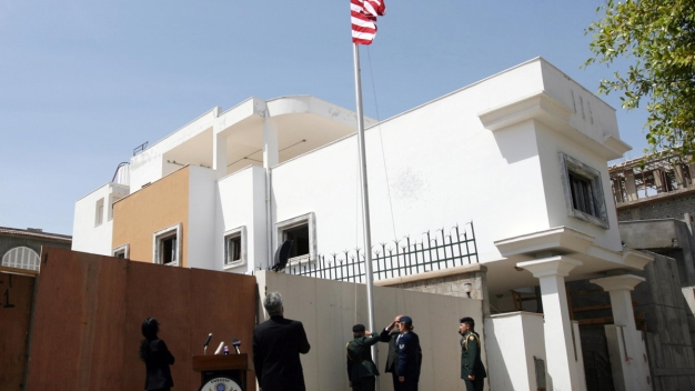 U.S. Evacuates Embassy in Libya Amid Militant Violence