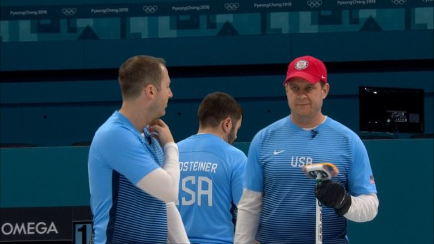 Team USA Advances to First Curling Semifinals Since 2006