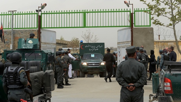 3 Americans Killed at Children's Hospital in Kabul