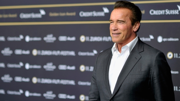 Schwarzenegger: 'I Would've Run' for President