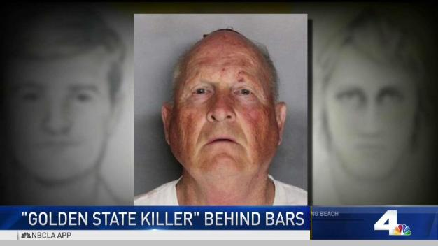 4 Decades Long Search for Golden State Killer Ends