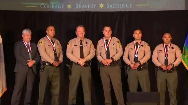 4 Our Heroes: Deputies Take Down Suspected Cop Killer