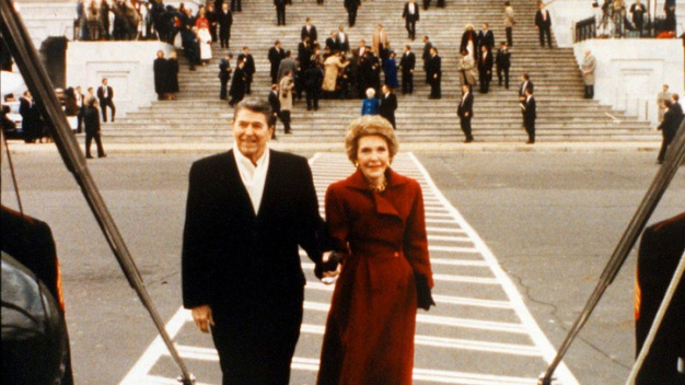 Ronald, Nancy Reagan Coins Unveiled at Birthday Event