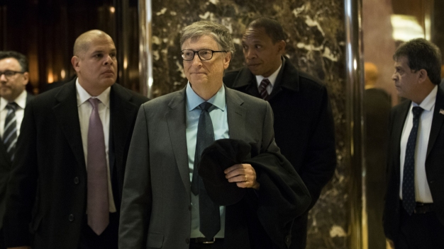 Bill Gates: Trump Asked the Difference Between HIV and HPV