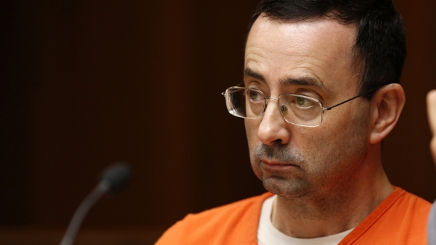 USA Gymnastics, Michigan Doctor Pleads Guilty to Sex Charges