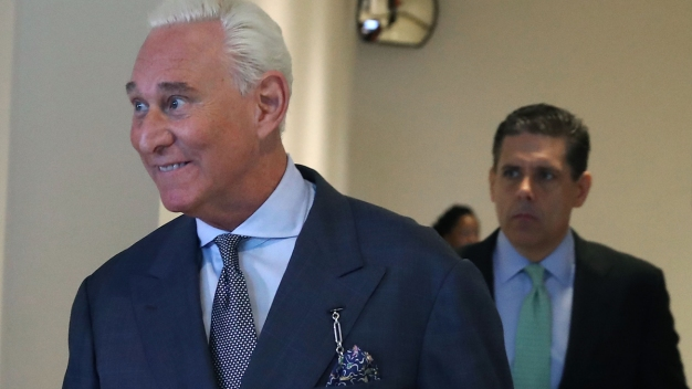 Trump Associate Roger Stone: No Evidence of Russia Collusion
