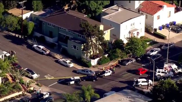 2 Found Dead in Apparent Murder-Suicide in Bankers Hill: PD