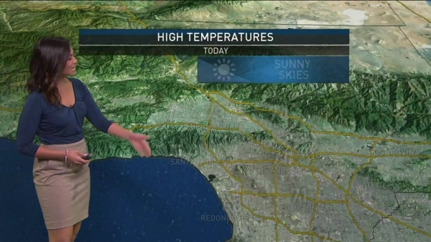 AM Forecast: Chilly Start But Warm Day Ahead