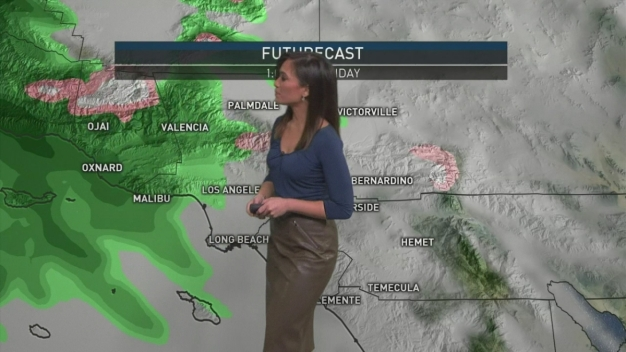 AM Forecast: Dry, Cool Conditions