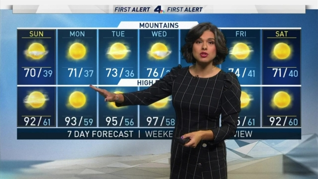 AM Weather - Temperatures Drop on First Day of Fall