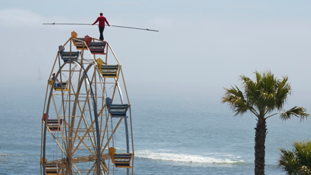 Santa Cruz Beach Boardwalk Retires 60-Year-Old Ferris Wheel