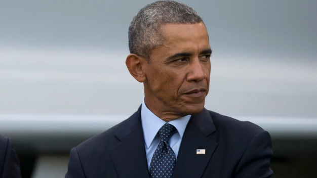 Watch: Obama Speaks on Airstrikes in Syria