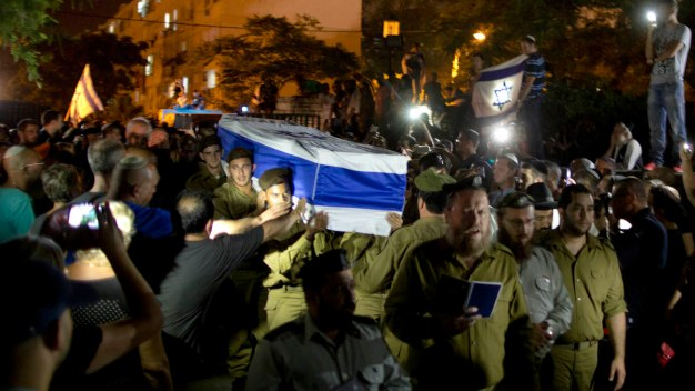 "Americans Fight for Israel as ""Lone Soldiers"" in Gaza Strip"