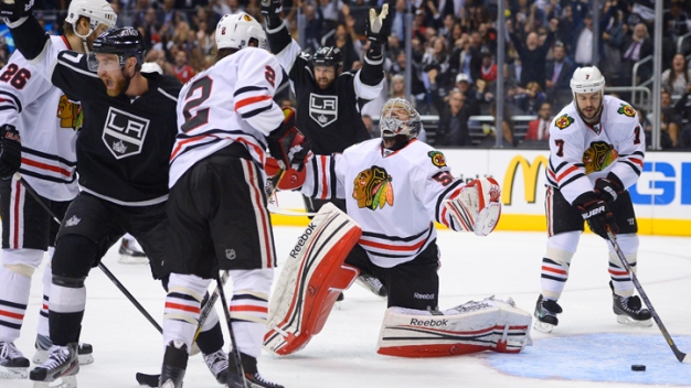 Blackhawks vs. Kings: Game 4 Preview