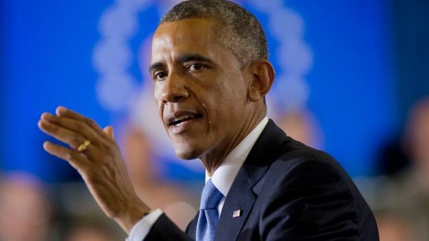 Obama: U.S. Won't Fight Another Ground War in Iraq