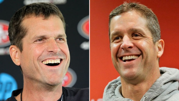 Harbaugh Parents Could Be Super Bowl TV Stars